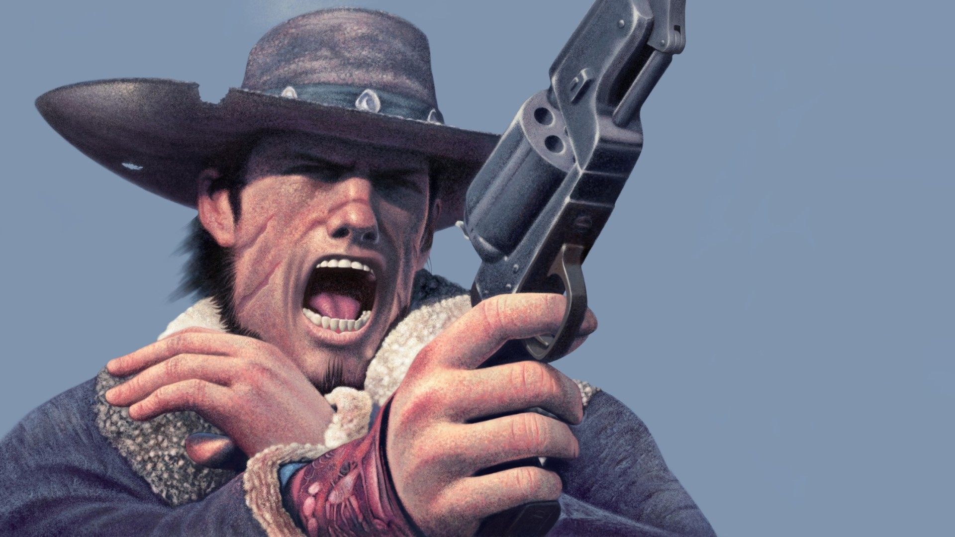 Red Dead Revolver Wallpaper Red Dead Revolver Could Come To PS4 Soon