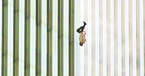 Richard Drew Falling Man WTC Mystery Behind The Man Who Fell From The Twin Towers On 9/11