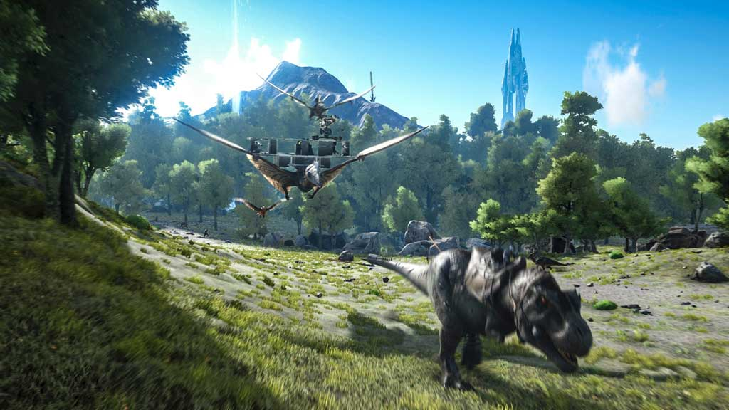 ark survival evolved People Are Pretty Angry About The Recently Announced Ark Expansion