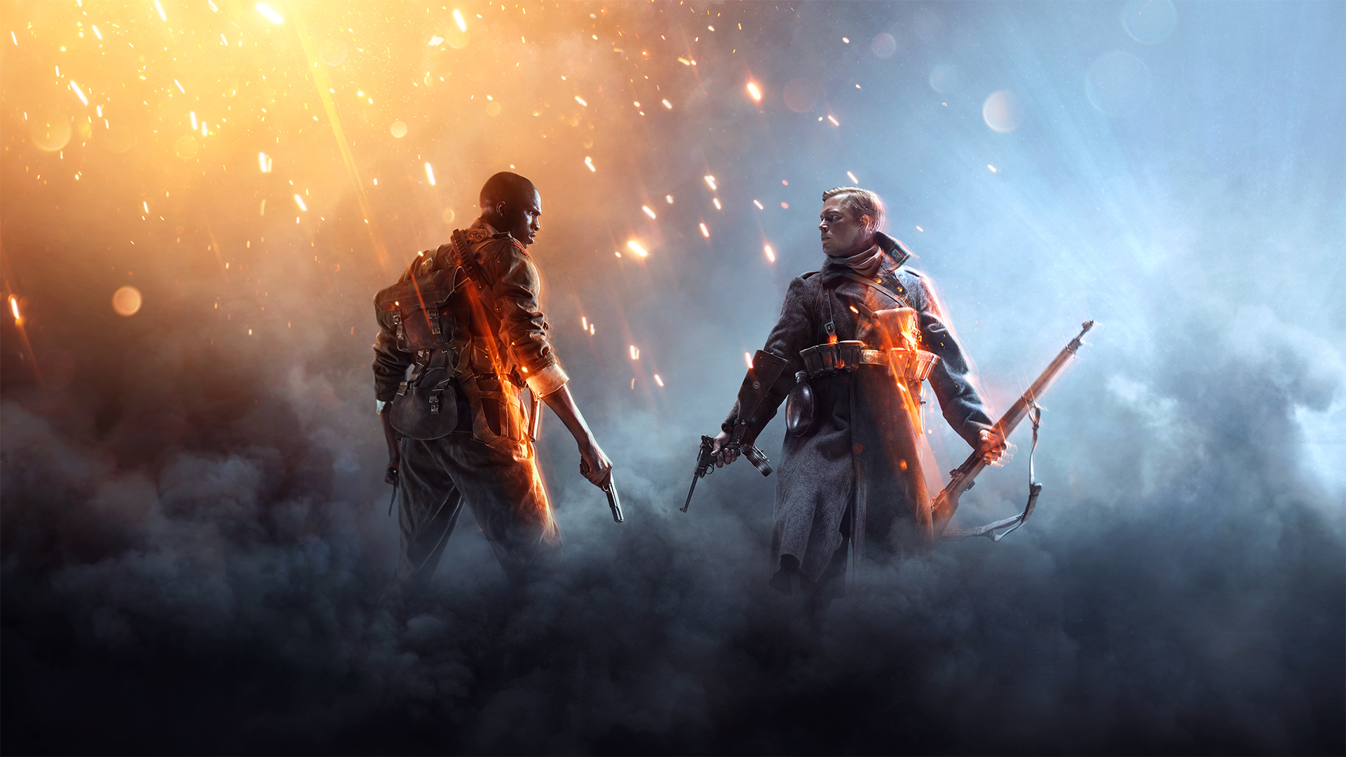 battlefield 1 faceoff1 Battlefield 1s Campaign Gets Tons Of Fresh Information