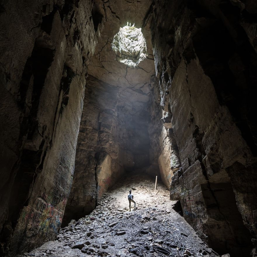 This Photographer Is Recording Britains Most Stunning Abandoned Places britain 3