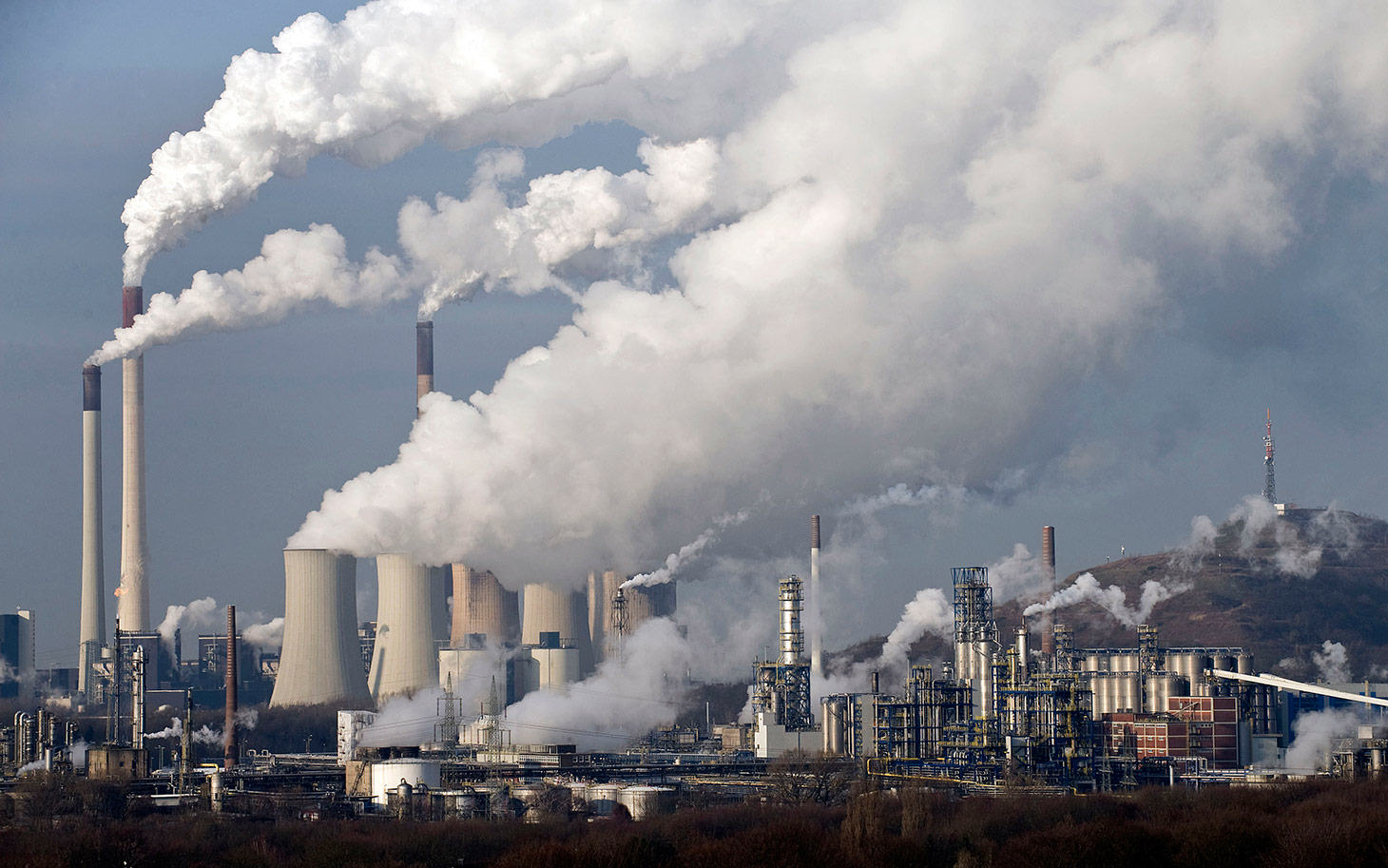 Worlds Two Biggest Polluters Join Historic Climate Change Deal carbon emissions 092414