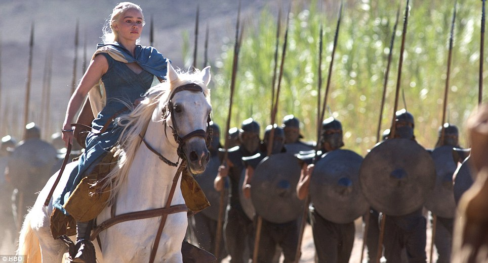 daenerys targaryen Game Of Thrones Set Spoilers Hint At Battle Weve All Been Waiting For