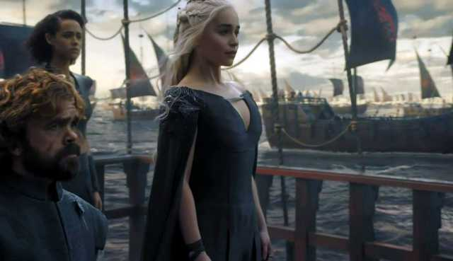 game of thrones dany tyrion Deleted Game Of Thrones Scene Shows Secret Plotting