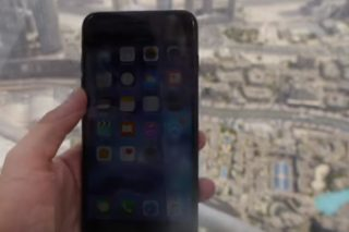 Can An iPhone 7 Survive Being Dropped Off The World's Tallest Building?