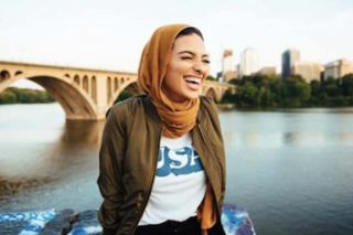 Muslim Woman Becomes First To Pose For Playboy In A Hijab