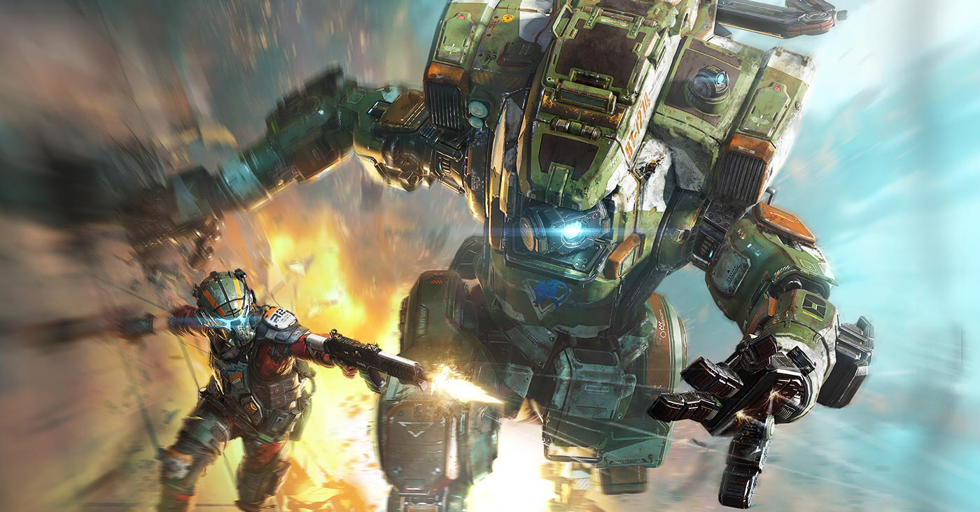 share image Titanfall 2 Trailer Drops With Tons Of New Story Details