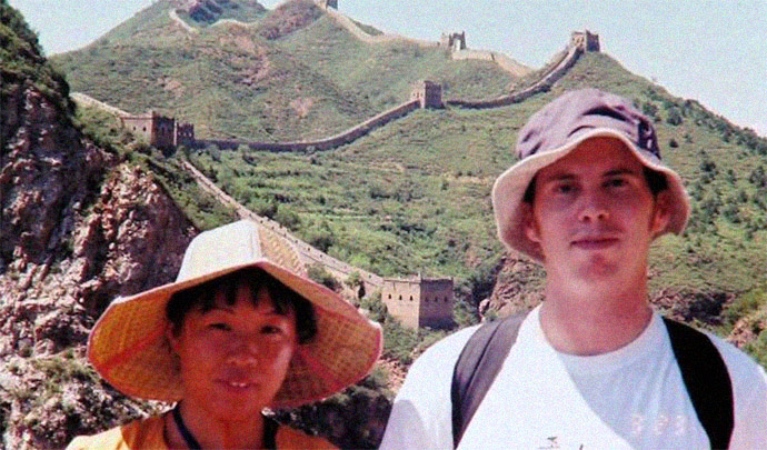 US Student Presumed Dead Was Actually Kidnapped By North Korea sneddon in china