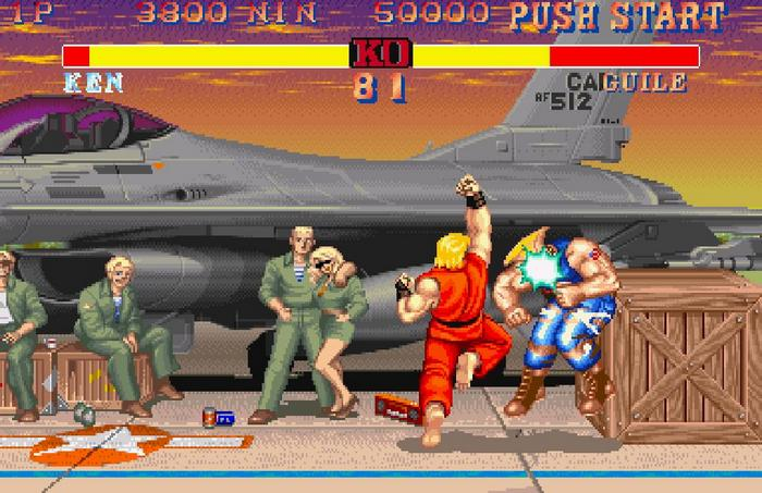 street fighter 2 collectibles 02 Eight Classic Games That Have Aged Brilliantly