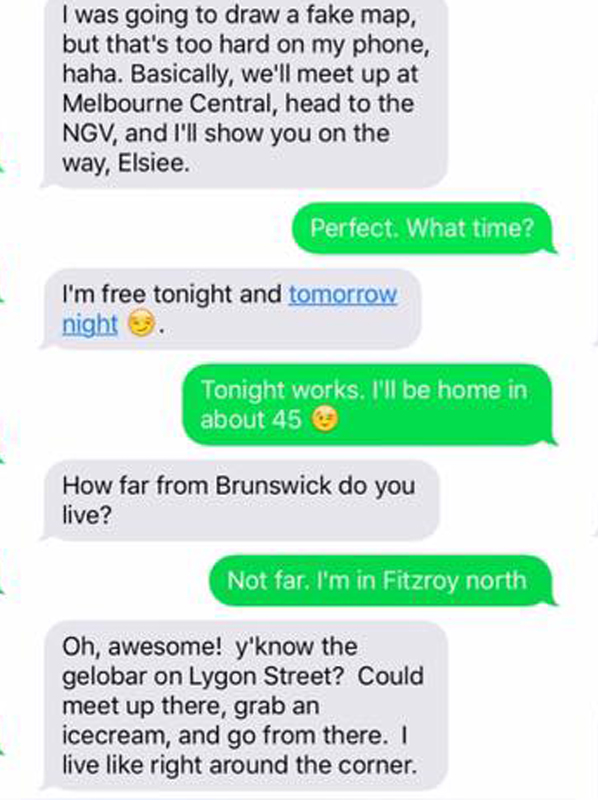texts4 Girl Keeps Giving Out Guys Number As A Fake   Hilarious Trolling Ensues