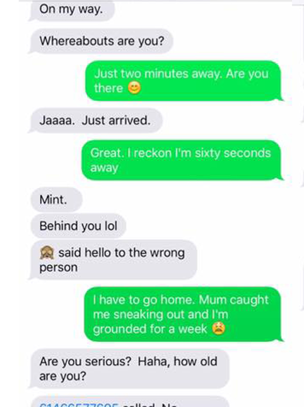 Girl Keeps Giving Out Guys Number As A Fake   Hilarious Trolling Ensues texts6