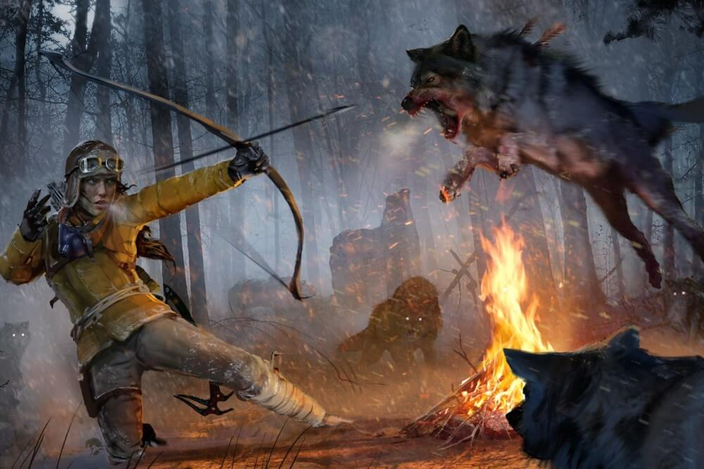 Hands On With Rise Of The Tomb Raiders Brilliant New PS4 Features tombendur header