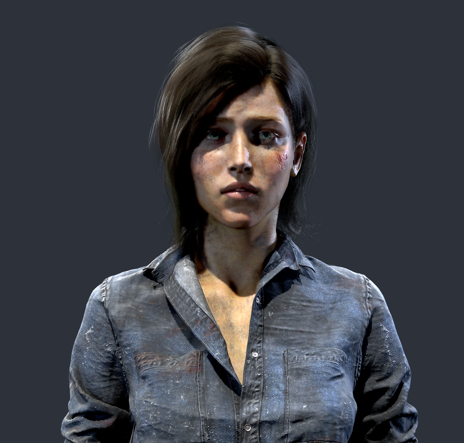 uAZqAig This Is What Ellie From The Last Of Us Looks Like Grown Up