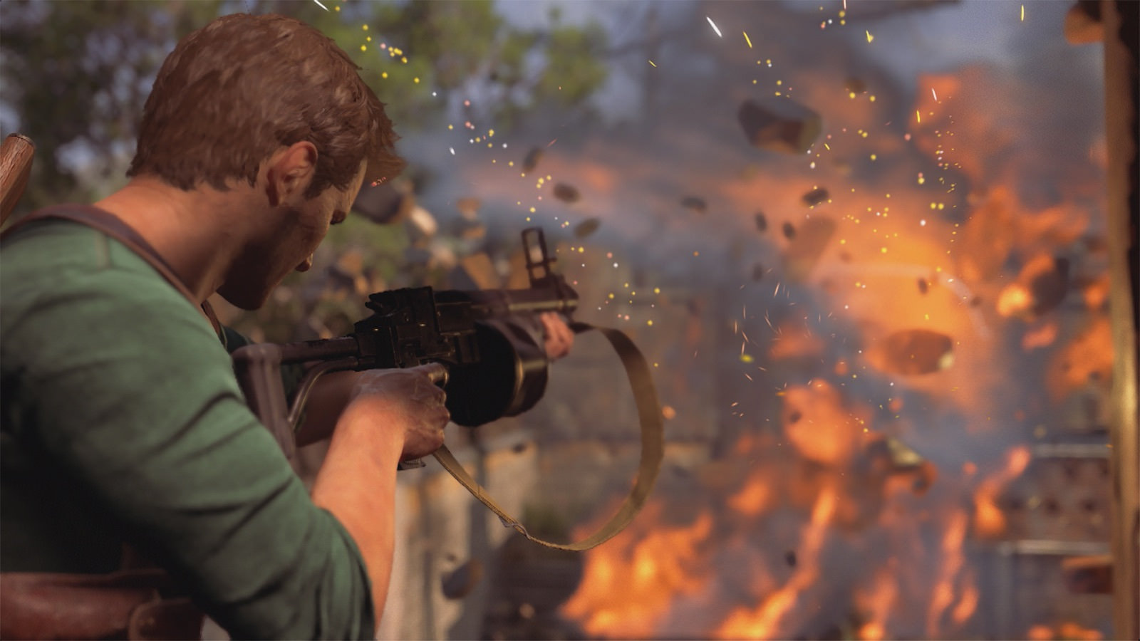 uncharted 4 multiplayer 6 Uncharted 4 Massive Free Update Out Now, Heres Whats In it