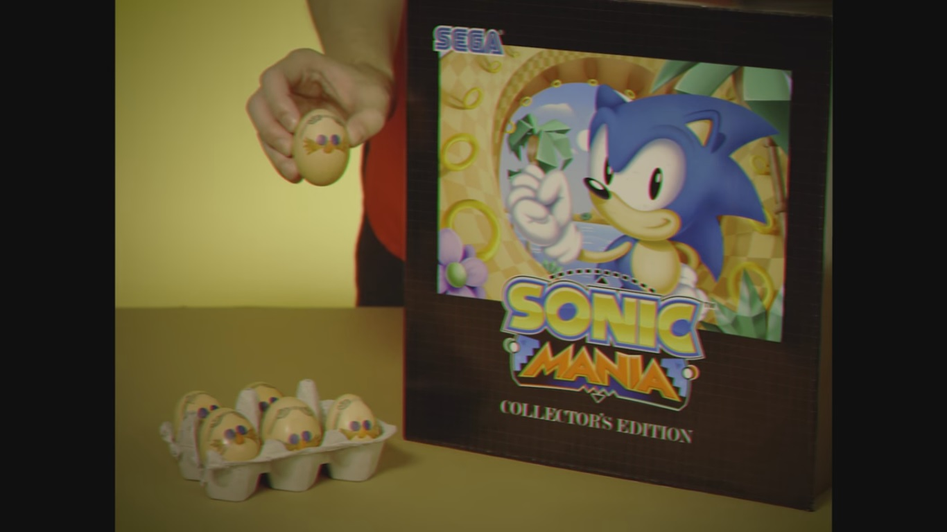 New 90s Style Sonic Mania Trailer Is Absolutely Mental And Awesome wuuuut