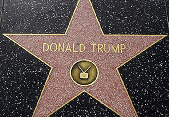 23949UNILAD imageoptim trump1 Watch Donald Trumps Hollywood Star Get Destroyed By Vandal In Disguise