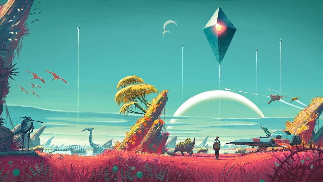 No Mans Sky Controversy Grows As Subreddit Temporarily Shuts Down