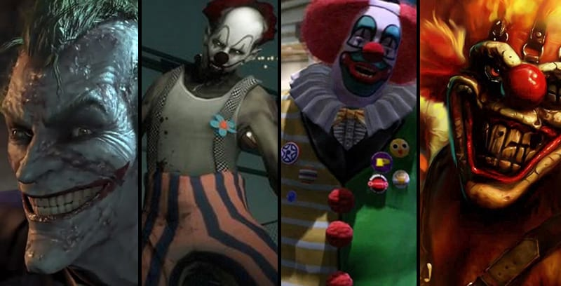 The Nine Creepiest Clowns In Gaming 31306UNILAD imageoptim FacebookThumbnailjokes
