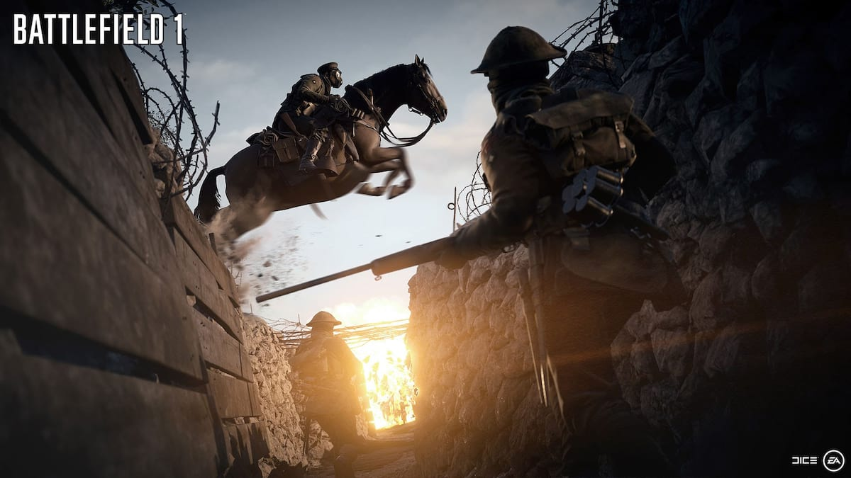38896UNILAD imageoptim bf Five New Campaign Trailers Just Dropped For Battlefield 1