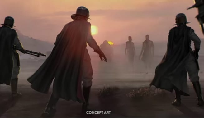 38976UNILAD imageoptim star wars game visceral concept art header 185732 How Respawns New Star Wars Game Almost Didnt Happen