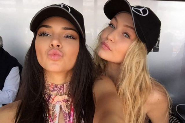 Kendall Jenner And Gigi Hadid Suffer Embarrassing Photoshop Fail