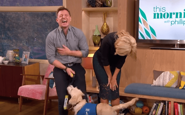 45272UNILAD imageoptim willy1 Holly Willoughbys X Rated This Morning Blunder Leaves Viewers In Tears