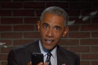 Barack Obama Absolutely Destroyed Trump During 'Mean Tweets'