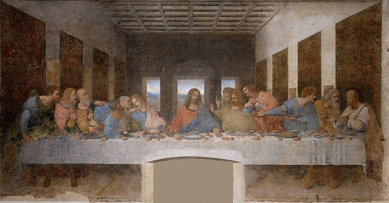 46593UNILAD imageoptim The Last Supper Miss Bumbum Replicates The Last Supper In Photo Shoot, Sparks Religious Outrage