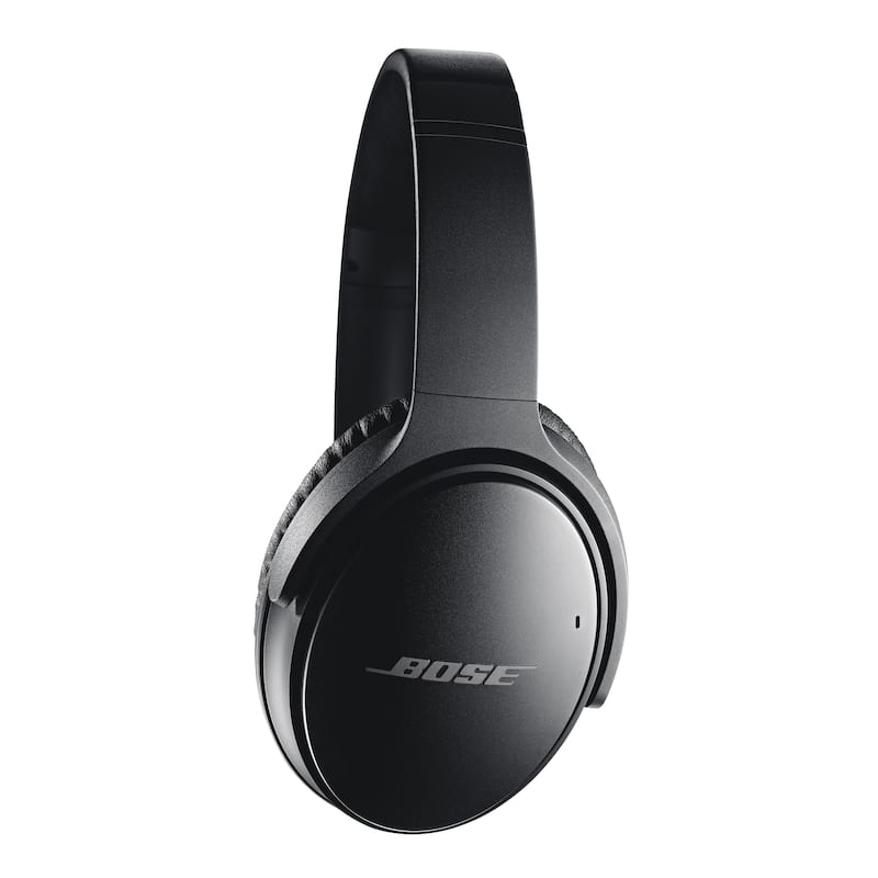 QuietComfort 35 wireless headphones Black 1 Bose QuietComfort 35 ...