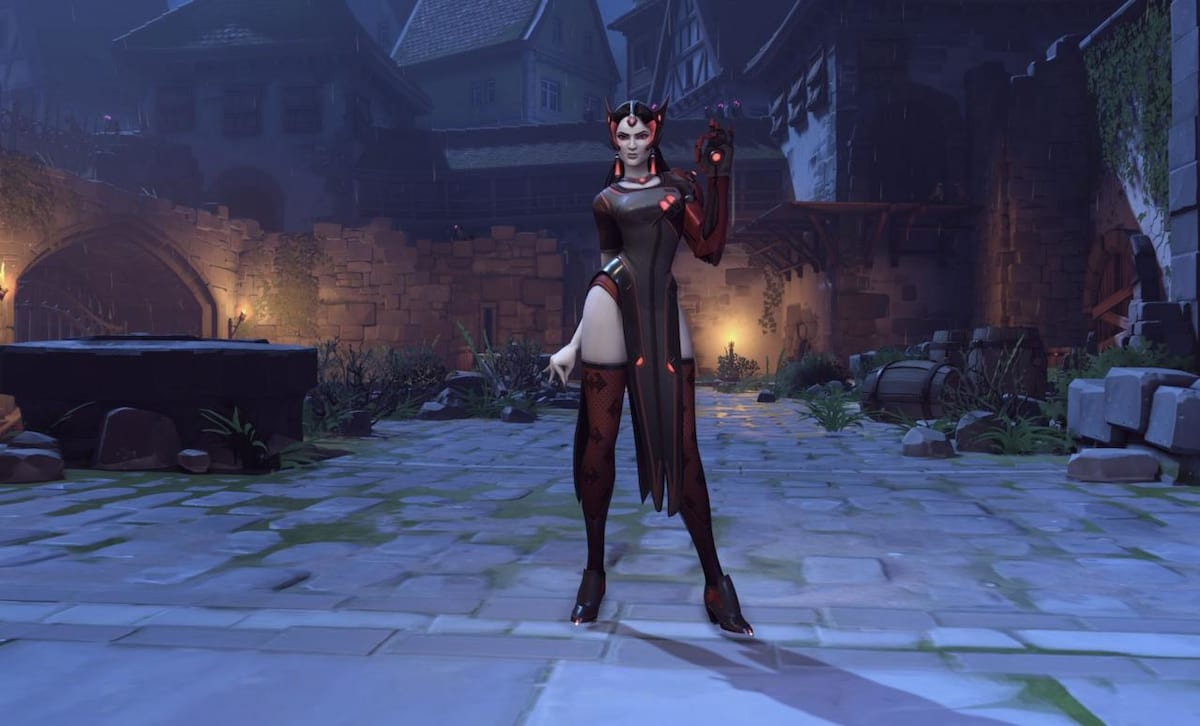Check Out Overwatchs Cool New Halloween Skins 61358UNILAD imageoptim 3141478 19