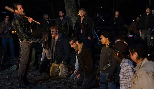 61852UNILAD imageoptim Negan Walking Dead AMC This Alternative Walking Dead Season 7 Premier Episode Kills Off Someone Unexpected