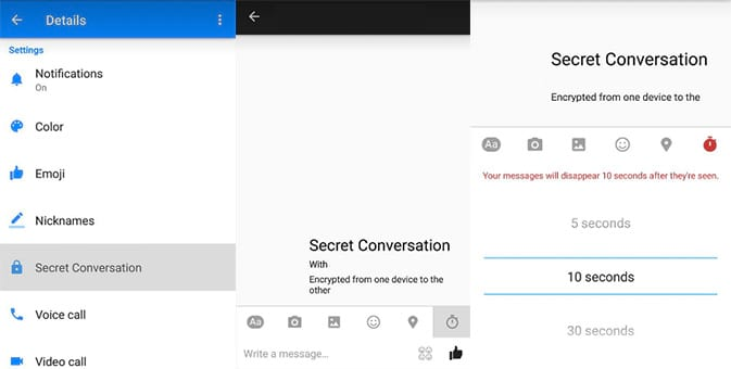 Heres How To Have Secret Conversations On Facebook 62691UNILAD imageoptim Messenger6