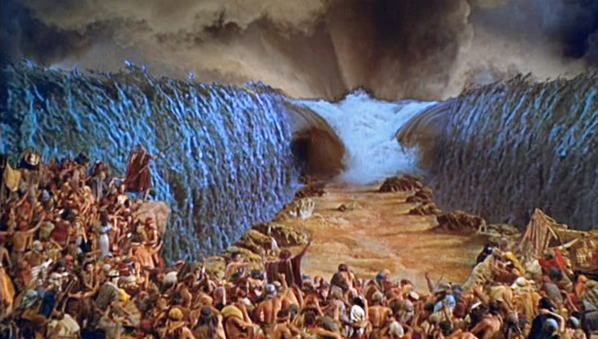 scientists find  proof  that moses actually parted the red sea Playground Clip Art Basketball Clip Art