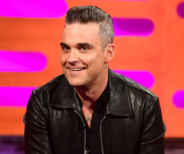 Robbie Williams Shares Creepy AF Sex Story About His Cleaning Lady BBC