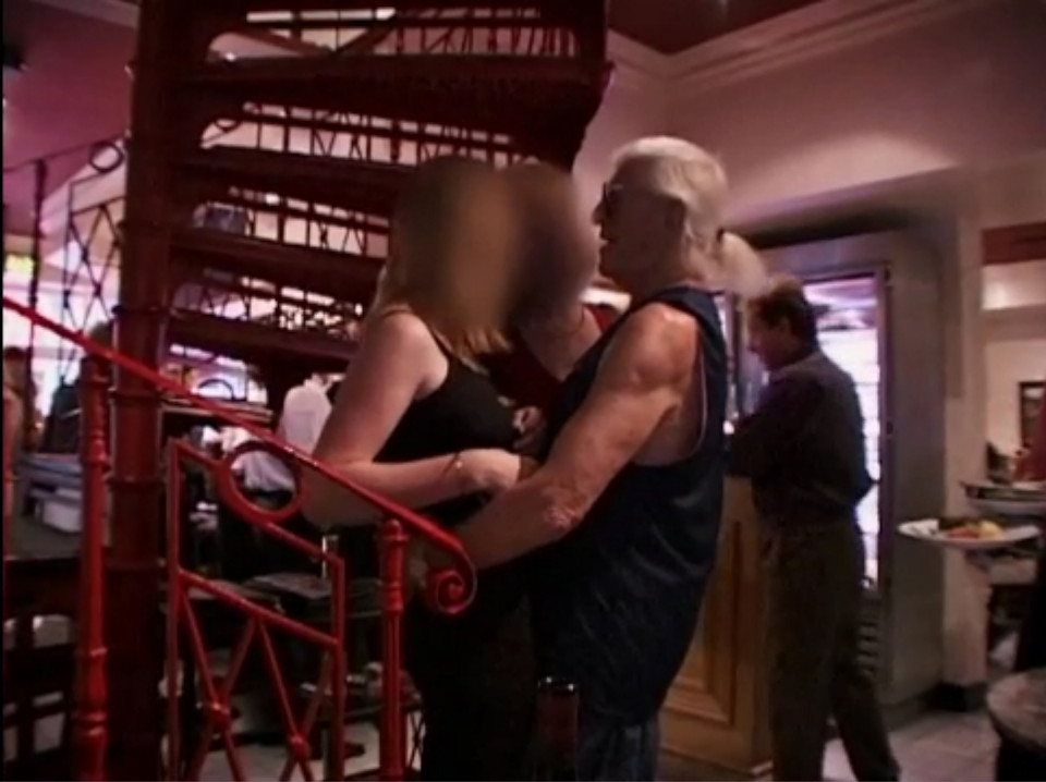 nintchdbpict000271092343 Disturbing Clip Shows Jimmy Savile Grope Teen During Louis Theroux Documentary