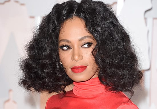 Beyonce's Sister Solange Strips Naked In New Video