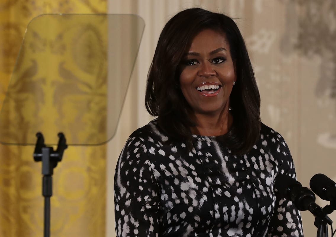 People Are Trying To Get Michelle Obama To Run For President In 2020 10342UNILAD imageoptim GettyImages 614698058