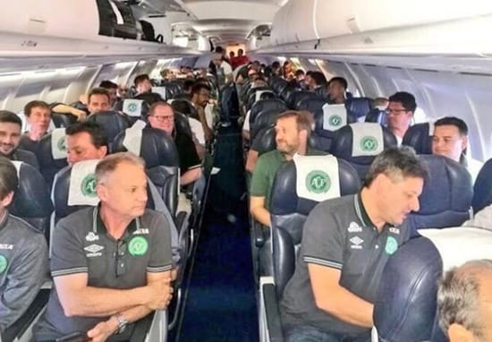 Why The Plane Carrying Brazilian Football Team Crashed