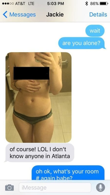 20680UNILAD imageoptim cheating sexts 2 Bloke Catches Cheating Girlfriend After Spotting Something Unusual In Her Sexts