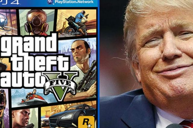 Music Icon Blames Videogames For Donald Trump's Election