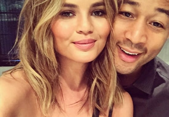 Chrissy Teigen Responds Brilliantly To Photos Of Her Flashing Her Vagina