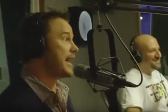 2296UNILAD imageoptim prattvideo 1 640x426 Chris Pratt Claims He Knows Every Word To Eminem Song, Nails It Like A Boss
