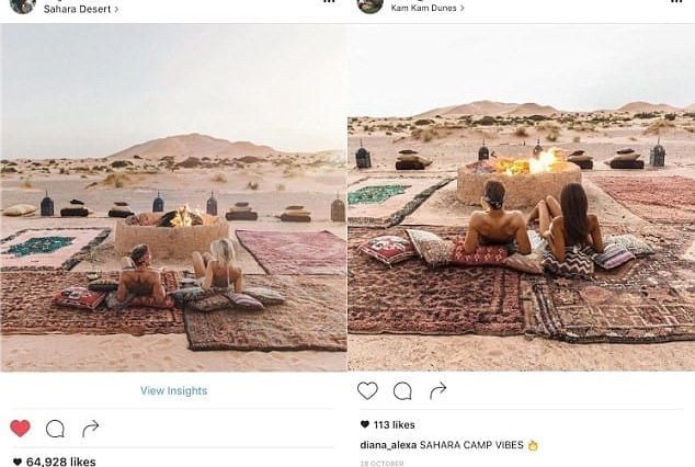 23720UNILAD imageoptim 55410UNILAD imageoptim gypsy lust 6 1 634x426 The Truth Behind The Copy Cat Travel Bloggers May Be Weirder Than We Realised