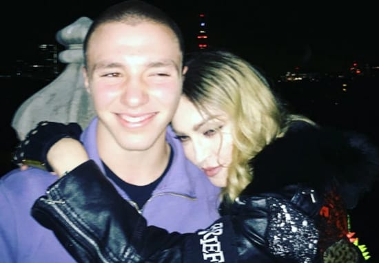 Rocco Ritchie Fires Shots At Mum Madonna On Instagram