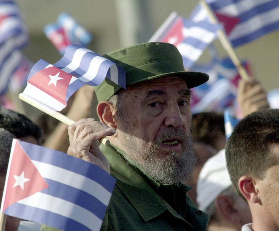 25260UNILAD imageoptim GettyImages 50982343 How Fidel Castro Survived 50 Years Of CIA Assassination Attempts