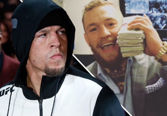Nate Diaz Responds Perfectly To Conor McGregor Tweet
