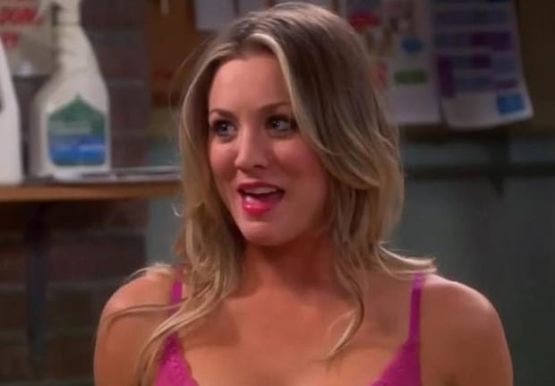 Here's What Kaley Cuoco Looked Like Before Surgery