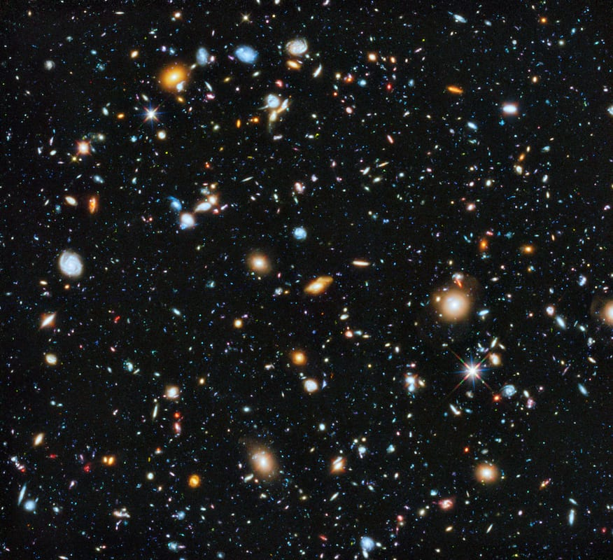 Parallel Universes Really Exist, Confirm Scientists 38725UNILAD imageoptim NASA HS201427a HubbleUltraDeepField2014 20140603