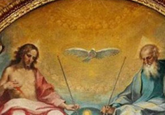 Apparently This Painting Proves That God Is An Alien