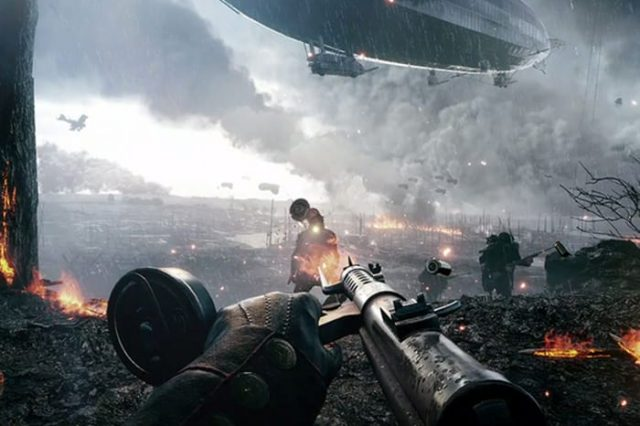 This Battlefield 1 Player Just Went On Mind Boggling Kill Streak